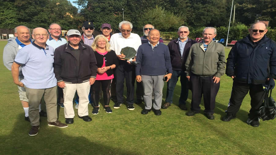 W.V.C. Winners of Kennett Trophy 2019